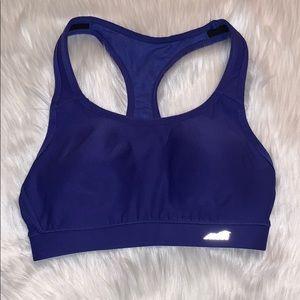 Avia Blue sports bra